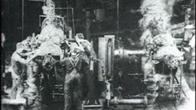 Season 01, Episode 17 Testing large Turbines, Westinghouse works
