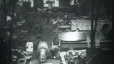 Season 01, Episode 09 Panorama of Machine Co. aisle, Westinghouse works