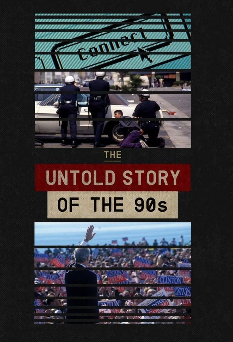The Untold Story of the 90s Poster