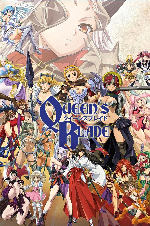 Queen's Blade Poster
