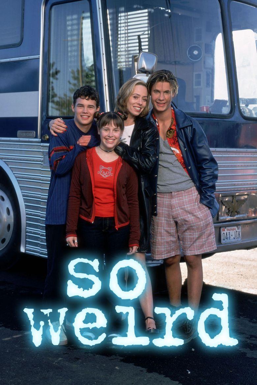 So Weird Poster