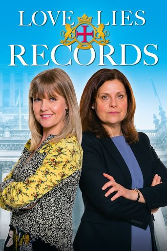 Love, Lies & Records Poster