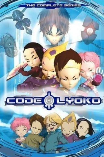 Code Lyoko Poster