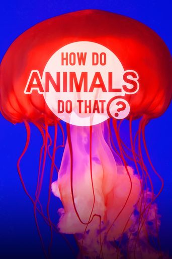 How Do Animals Do That? Poster