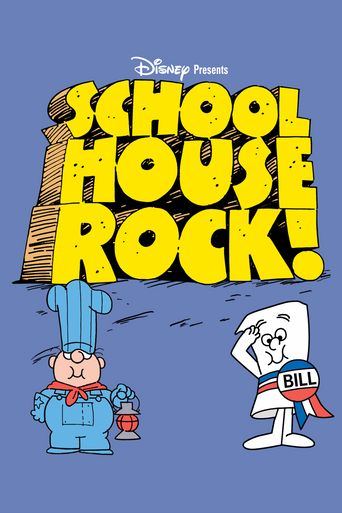 Schoolhouse Rock Poster
