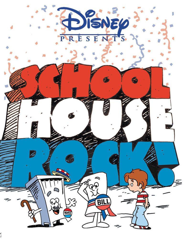Schoolhouse Rock Poster