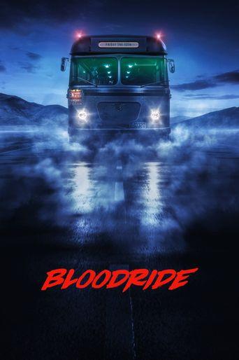 Bloodride Poster