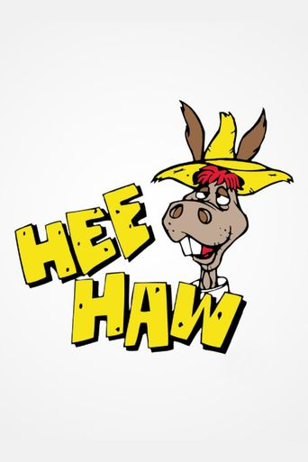 Hee Haw Poster