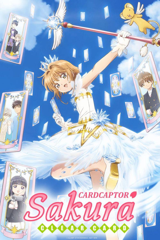 Cardcaptor Sakura: Clear Card Poster