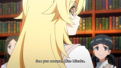 Season 02, Episode 01 Railgun