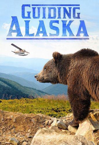 Guiding Alaska Poster