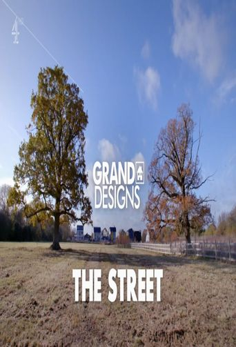 Grand Designs: The Street Poster