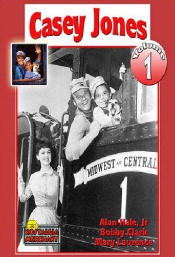 Casey Jones Poster