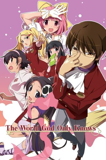 The World God Only Knows Poster