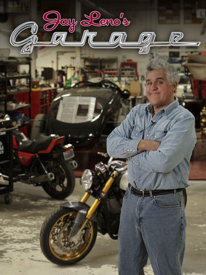 Jay Leno's Garage Poster
