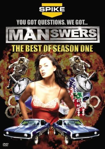 Manswers Poster