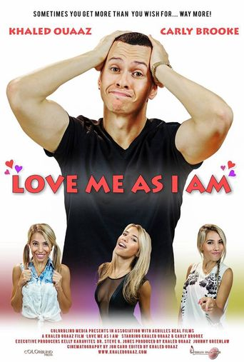 Love Me as I Am Poster