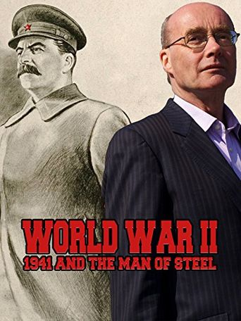World War Two: 1941 and the Man of Steel Poster