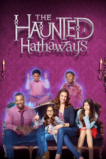 The Haunted Hathaways Poster