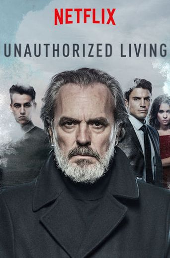 Unauthorized Living Poster