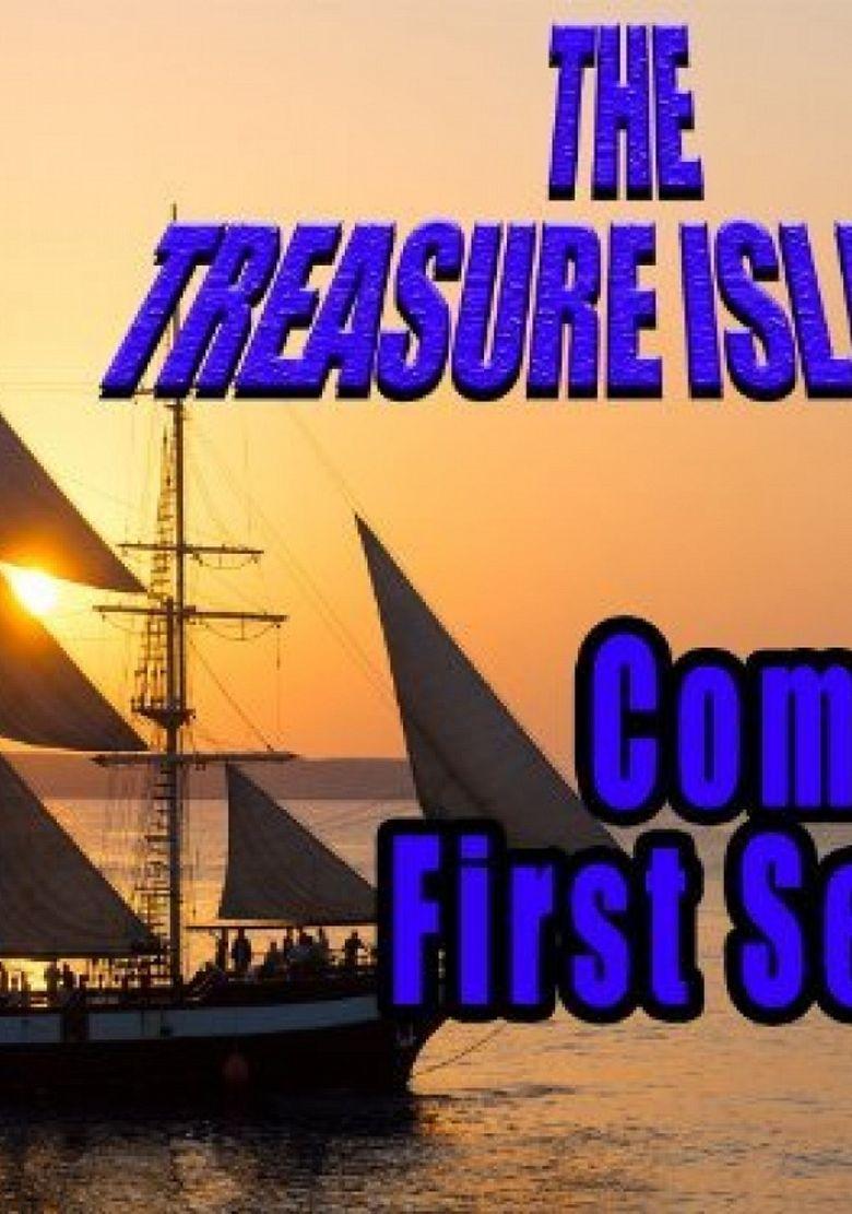 Treasure Islands Poster