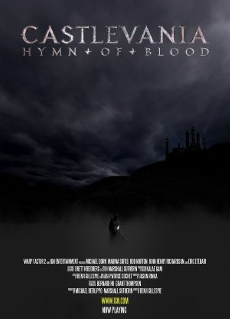 Castlevania: Hymn of Blood Poster