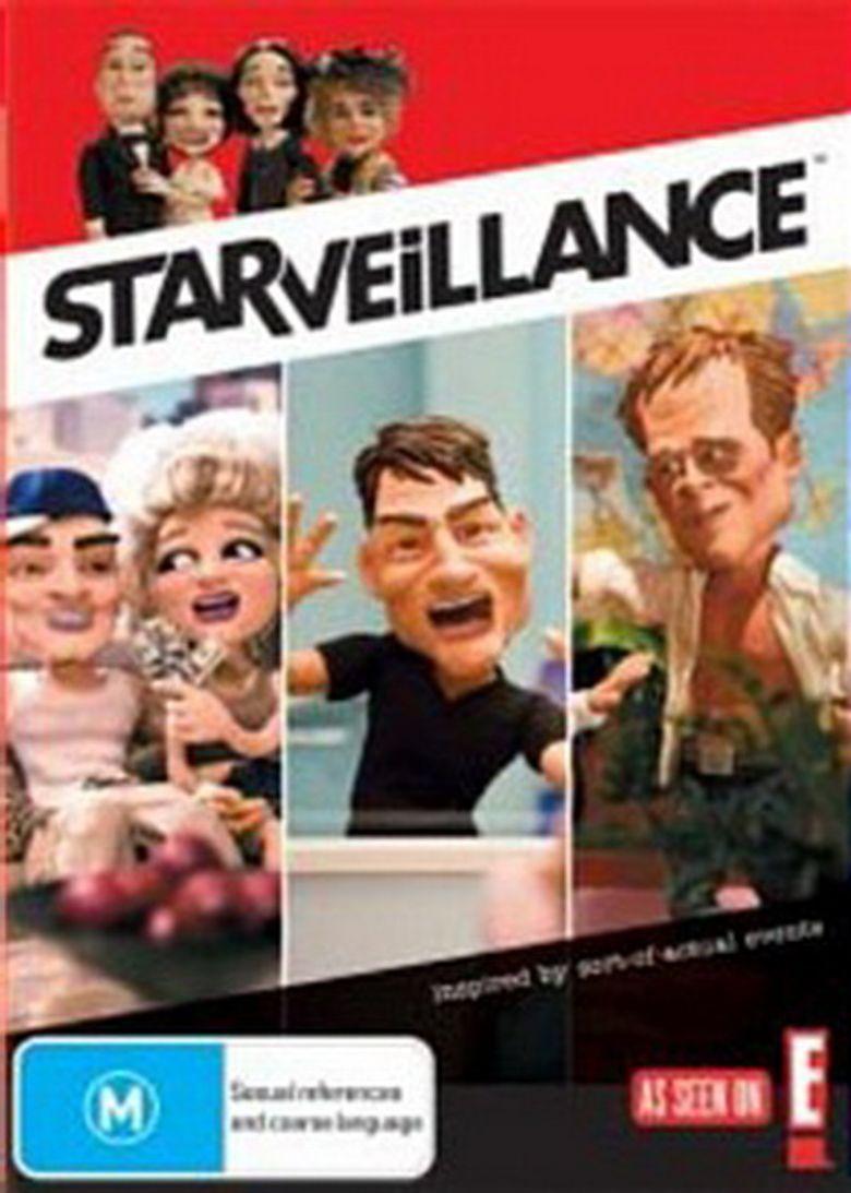 Starveillance Poster
