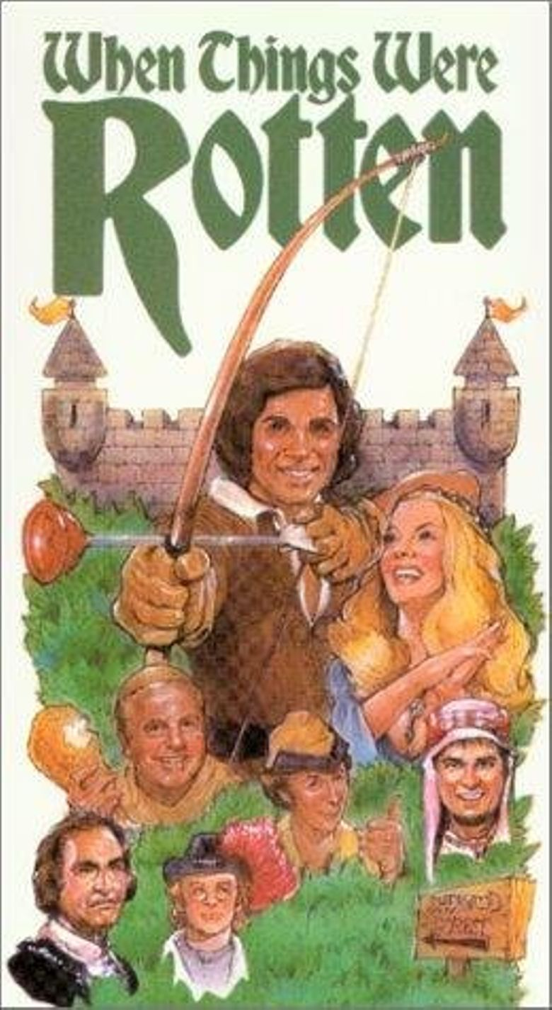 When Things Were Rotten Poster