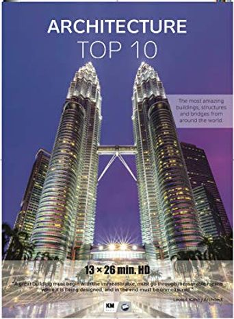 Top 10 Architecture Poster