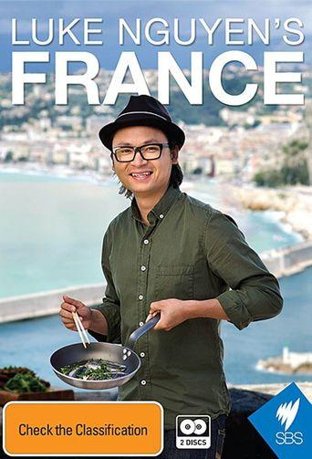 Luke Nguyen's France Poster