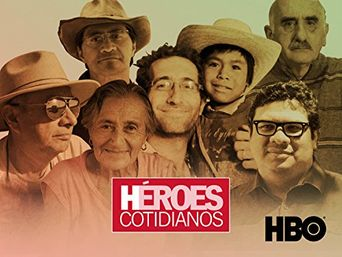 Heroes Cotidianos Poster