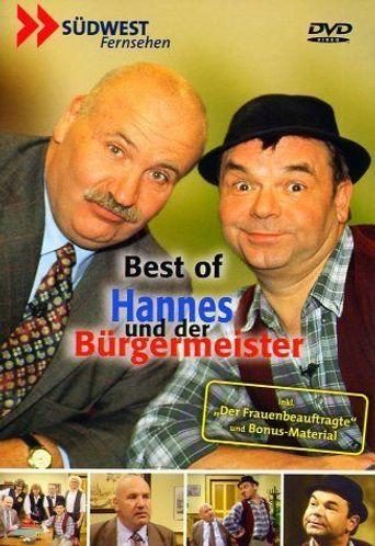 Hannes und der Bürgermeister Poster