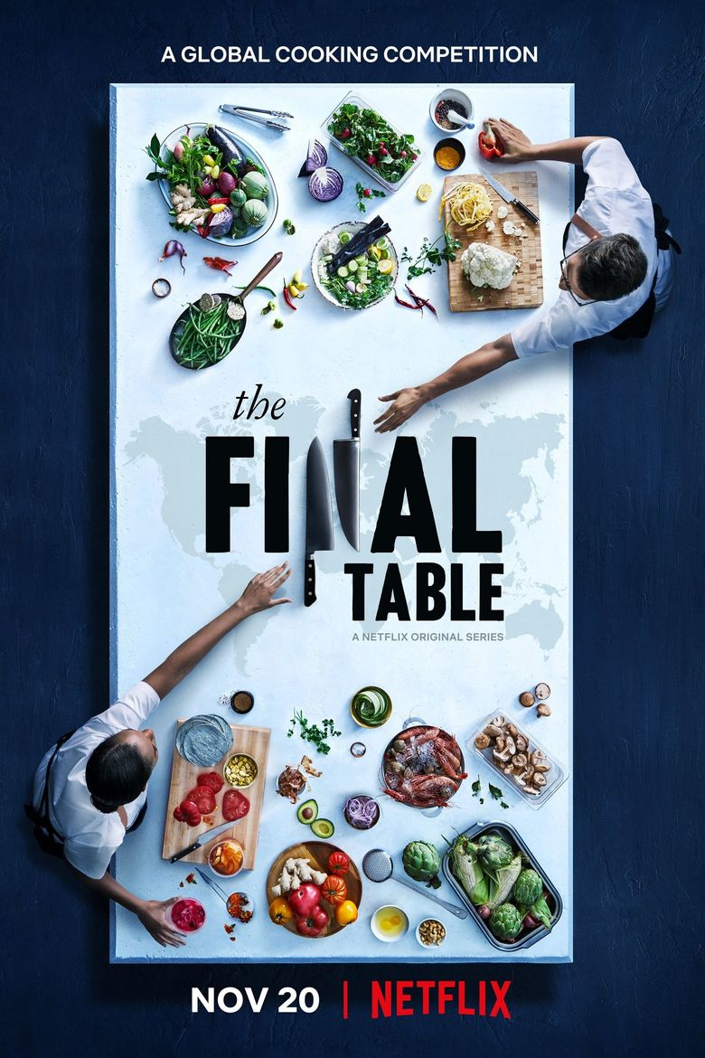 The Final Table Poster