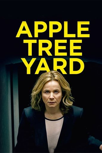 Apple Tree Yard Poster