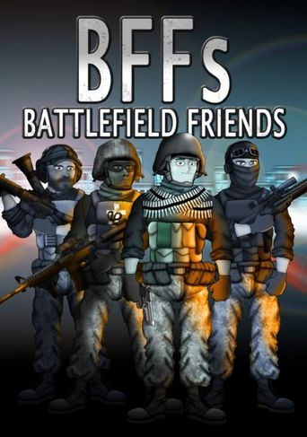 Battlefield Friends Poster