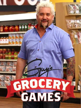 Watch Guy's Grocery Games