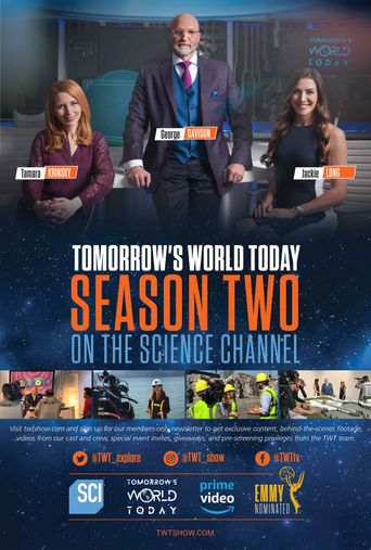 Tomorrow's World Today Poster