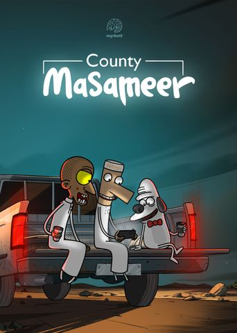 Masameer County Poster