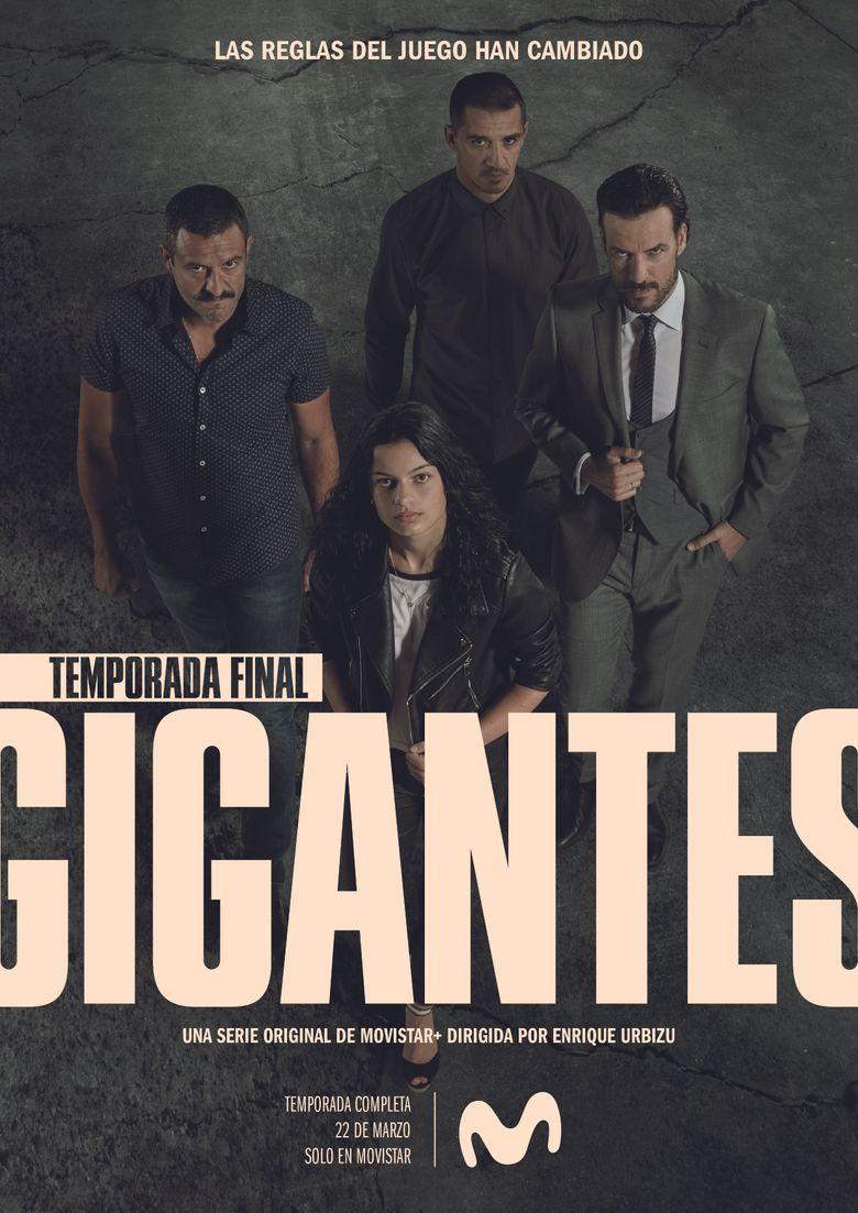 Gigantes Poster