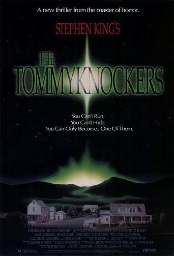 The Tommyknockers Poster
