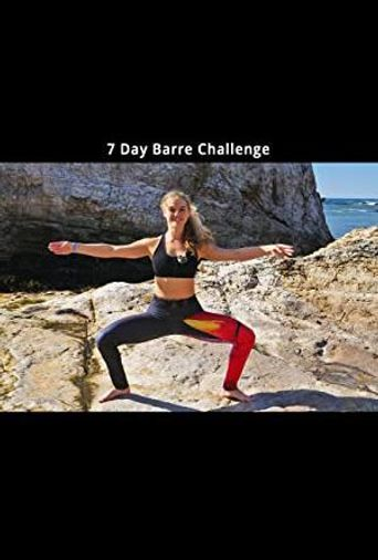 7 Day Barre Challenge Poster