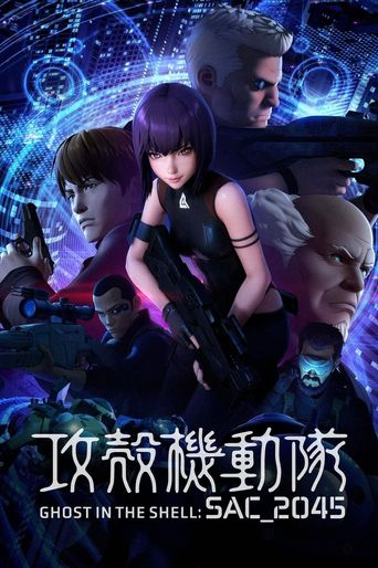 Ghost in the Shell: SAC_2045 Poster
