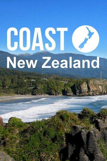 Coast New Zealand Poster
