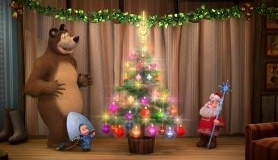 Season 01, Episode 03 One, Two, Three! Light the Christmas Tree!