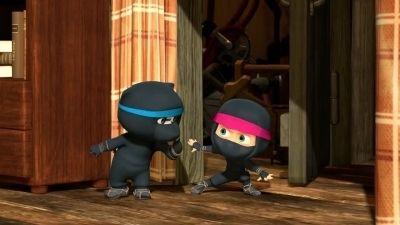 Season 01, Episode 51 Home-Grown Ninjas