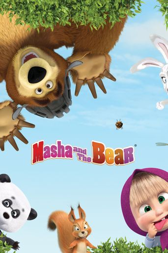 Masha and the Bear Poster