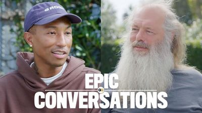 Season 01, Episode 03 Pharrell and Rick Rubin Have an Epic Conversation
