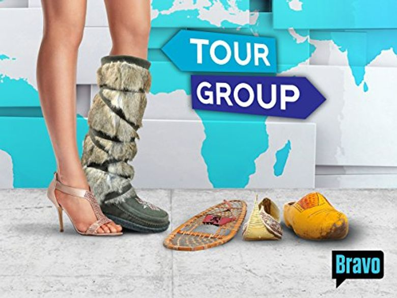 Tour Group Poster