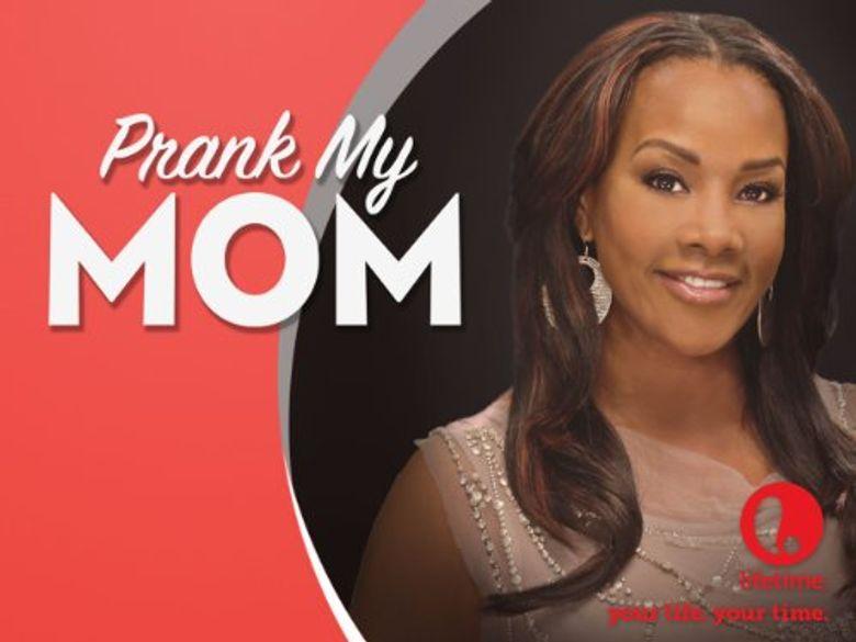 Prank My Mom Poster