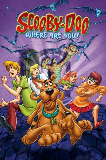Scooby-Doo, Where Are You! Poster